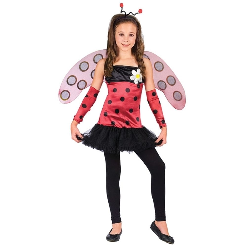 Picture of Lovely Lady Bug Child Costume