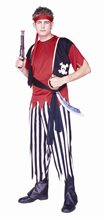 Picture of Buccaneer Pirate Adult Mens Costume