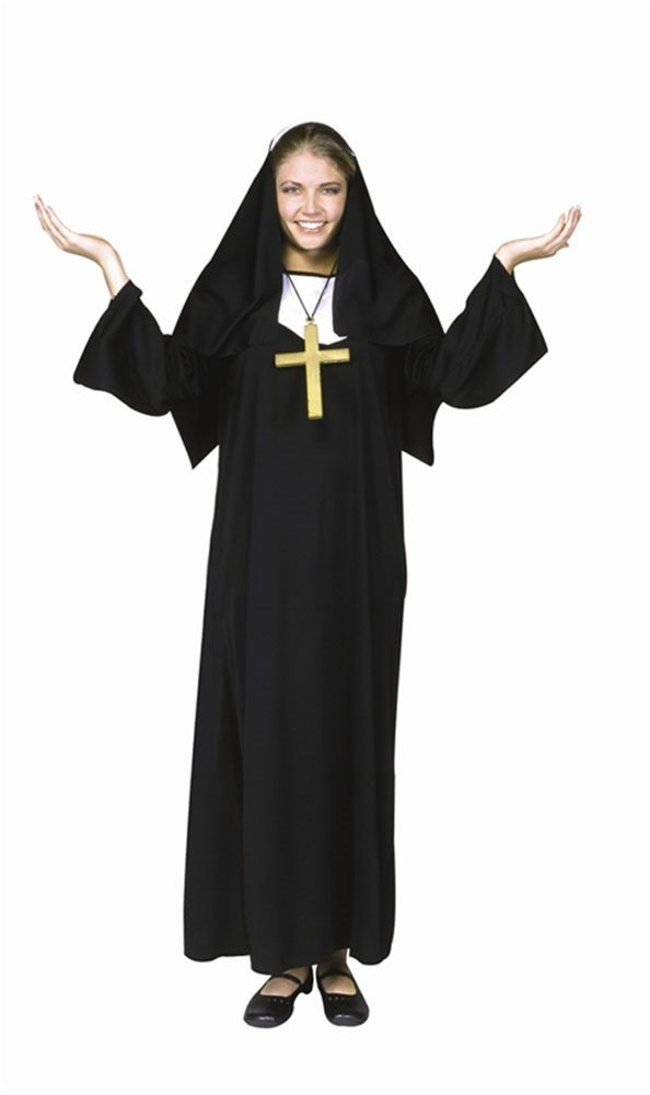 Picture of Nun Adult Womens Costume