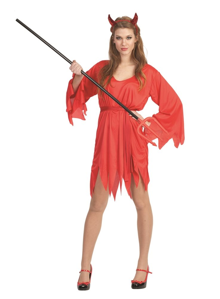 Picture of Sexy Devil Adult Womens Costume