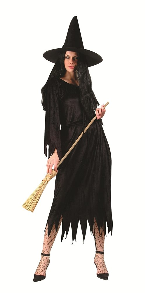 Picture of Classic Witch Adult Womens Costume