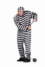 Picture of Convict Plus Size Costume