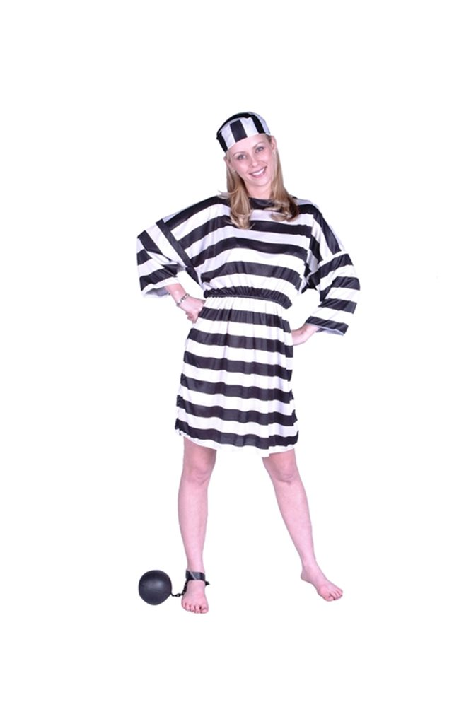 Picture of Lady Convict Adult Costume
