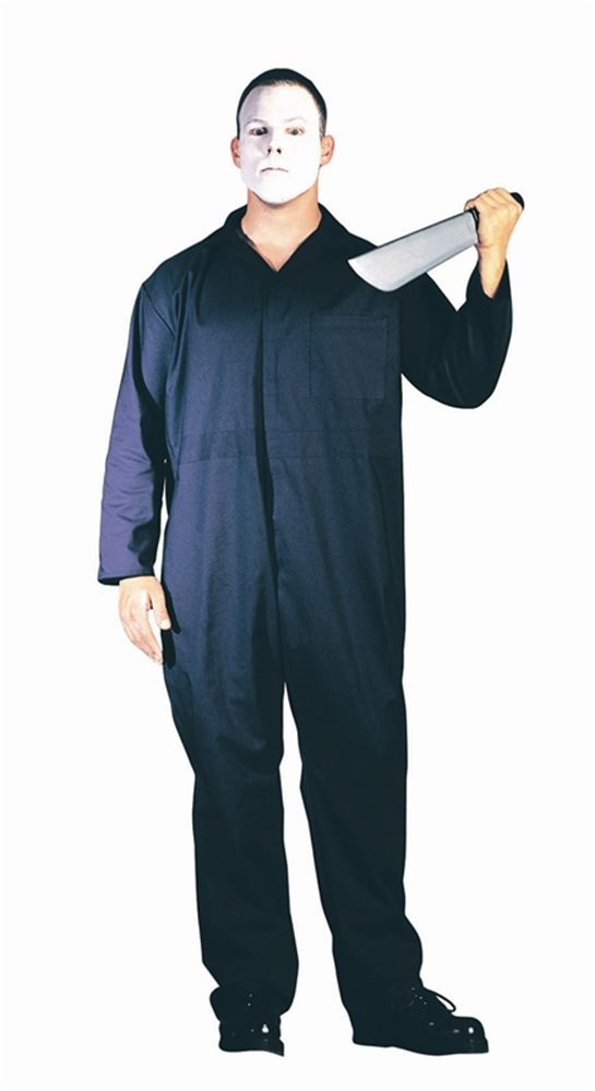Picture of Michael Myers Adult Mens Jumpsuit