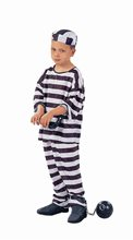 Picture of Convict Child Costume
