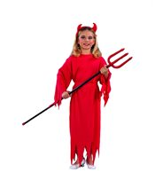 Picture of Devil Girl Child Costume
