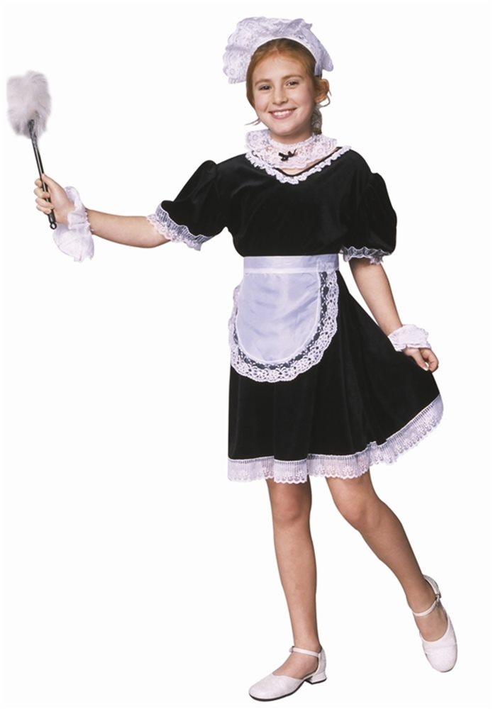 Picture of Upstairs Maid Girl Costume