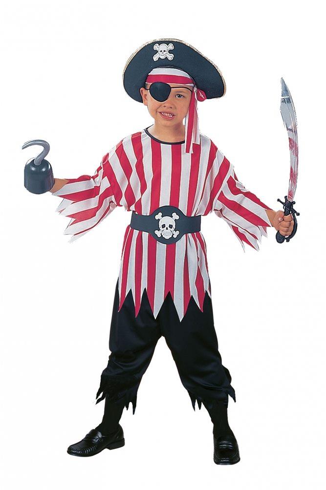 Picture of Caribean Pirate Child Costume