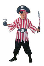 Picture of Caribean Pirate Child Costume