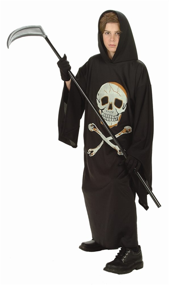 Picture of Warlock Reaper Child Costume