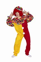 Picture of Circus Clown Child Costume