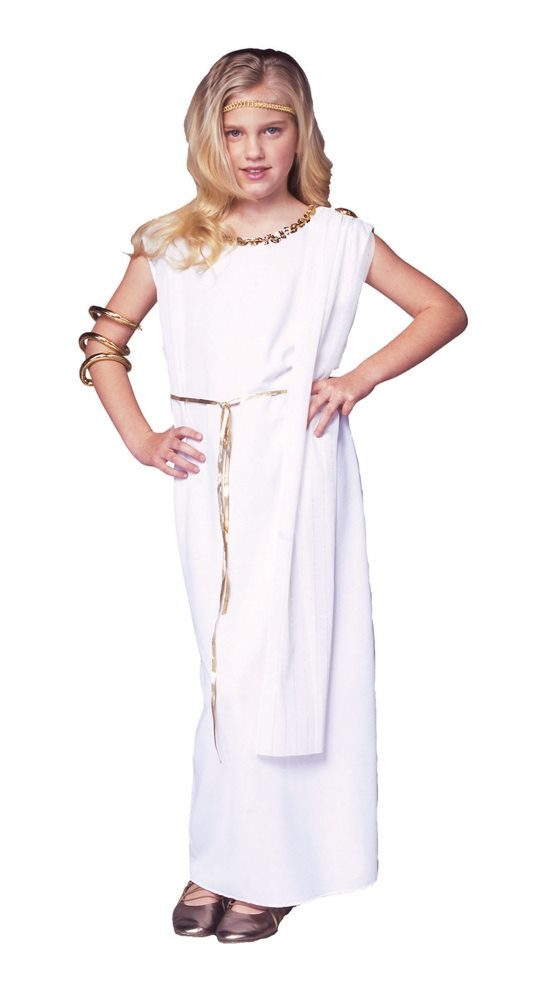 Picture of Greek Goddess Athena Child Costume