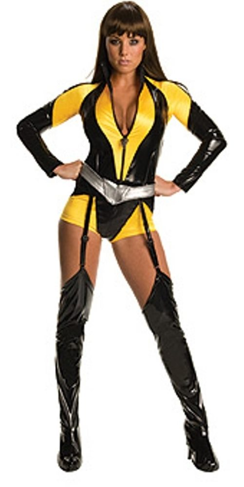Picture of Silk Spectre of The Watchmen Costume