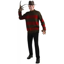 Picture of Freddy Krueger Sweater Teen Costume