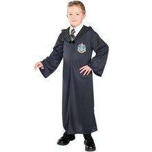 Picture of Harry Potter Slytherin Robe Child Costume