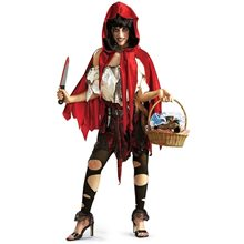 Picture of Red Riding Hood Dead Costume