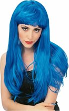 Picture of Blue Glamour Wig