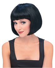 Picture of Super Model Black Wig