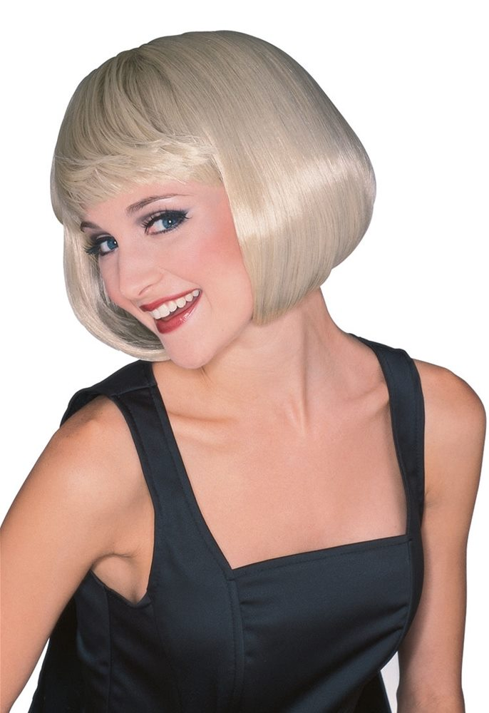 Picture of Blonde Super Model Wig