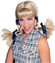 Picture of Country Girl Blonde Wig