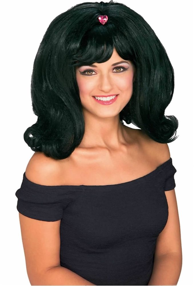 Picture of Flip Wig Black