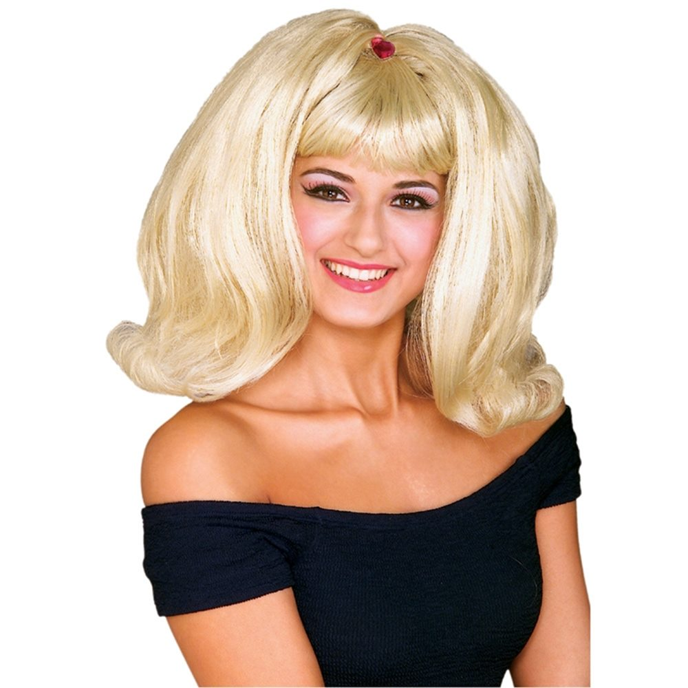 Picture of Flip Wig Blonde