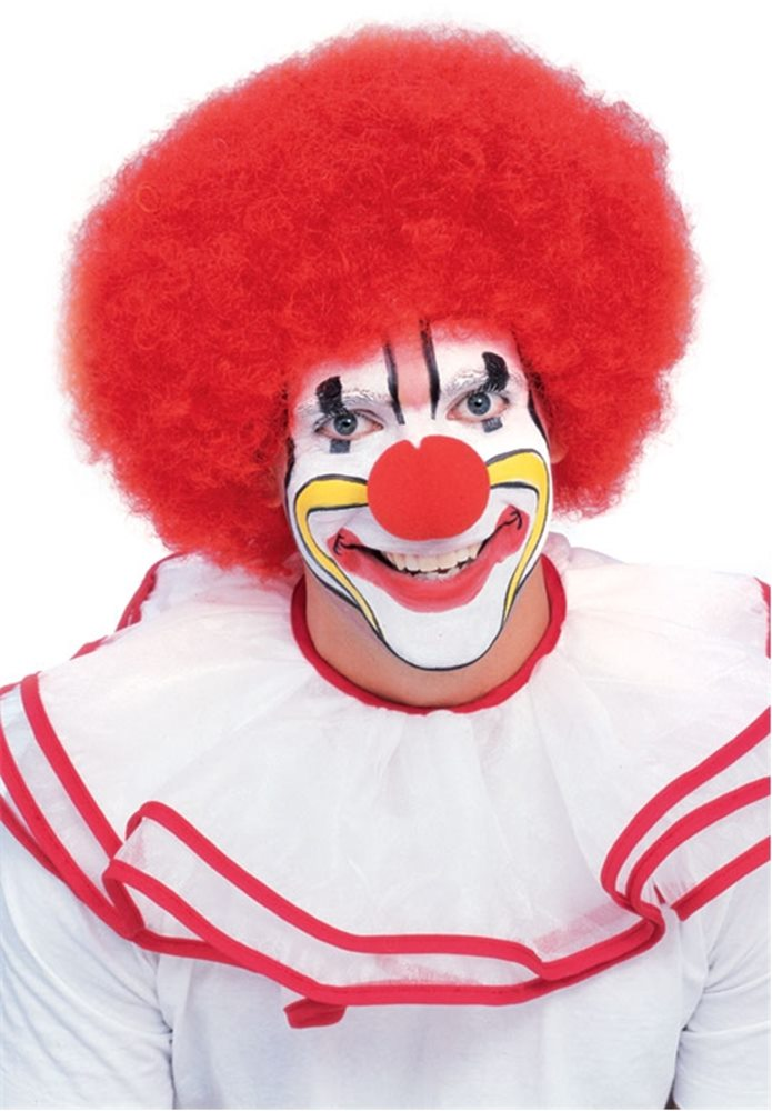 Picture of Red Clown Wig