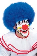 Picture of Blue Clown Wig