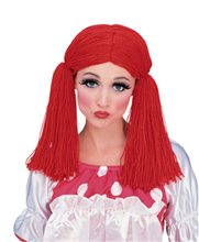 Picture of Rag Doll Girl Wig