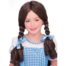 Picture of Wizard Of Oz Dorothy Child Wig