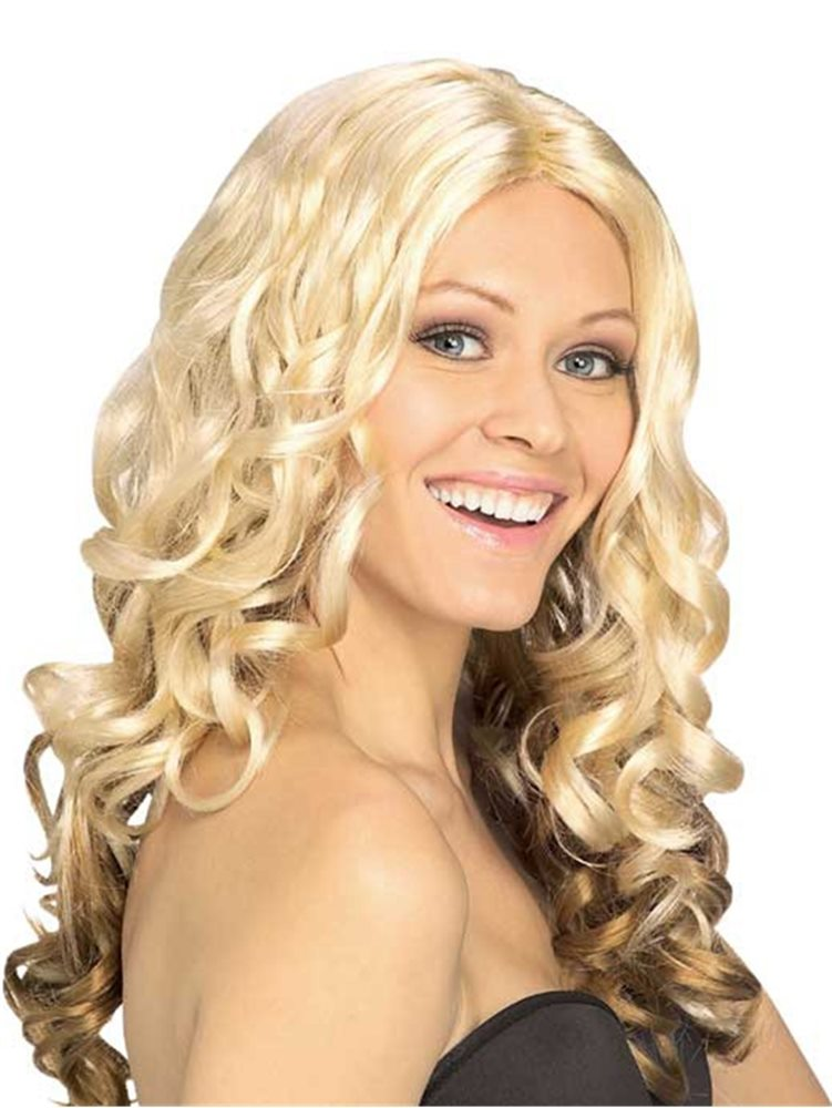 Picture of Goldilocks Wig Blonde
