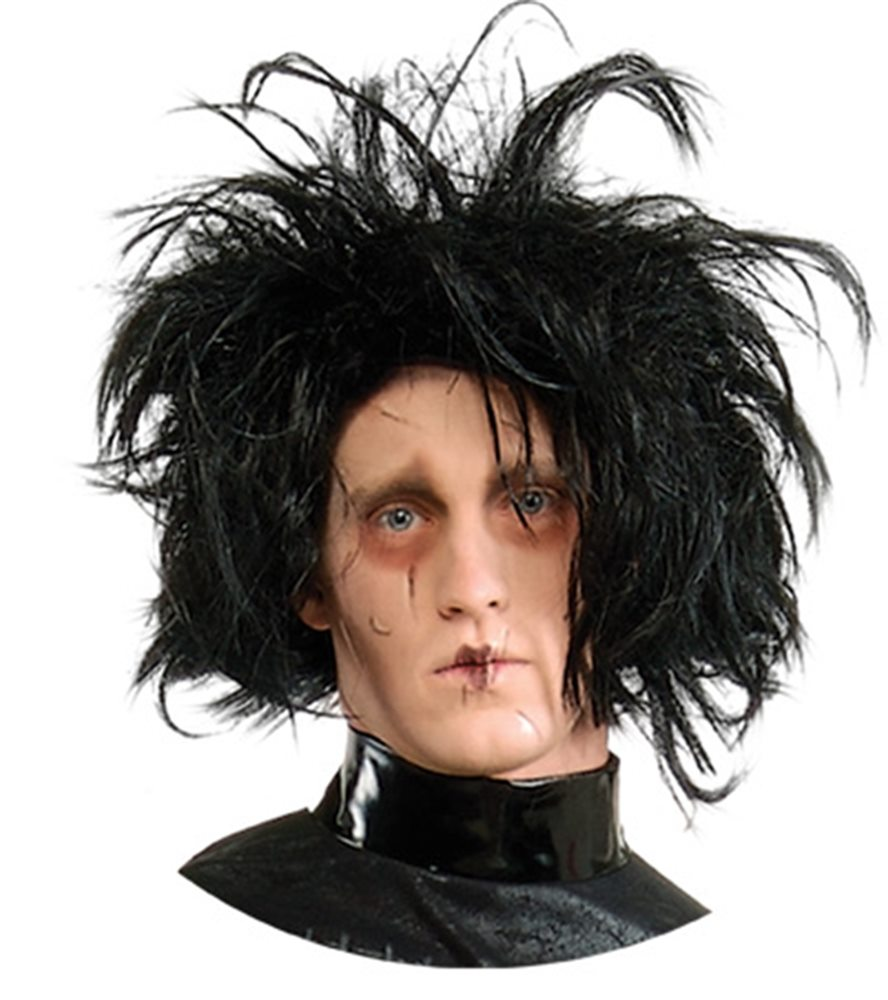 Picture of Edward Scissorhands Wig