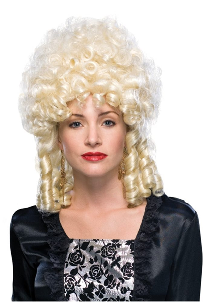 Picture of Marie Antoinette Adult Wig