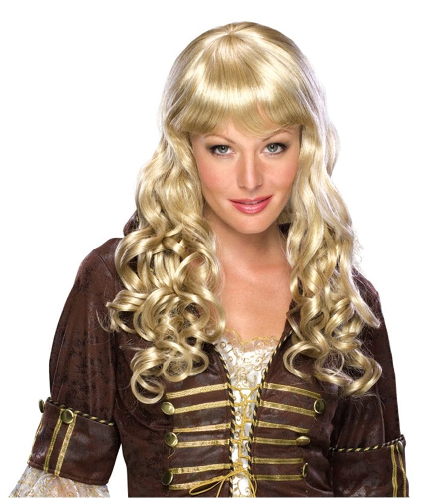 Picture of Mixed Blonde Elise Adult Wig