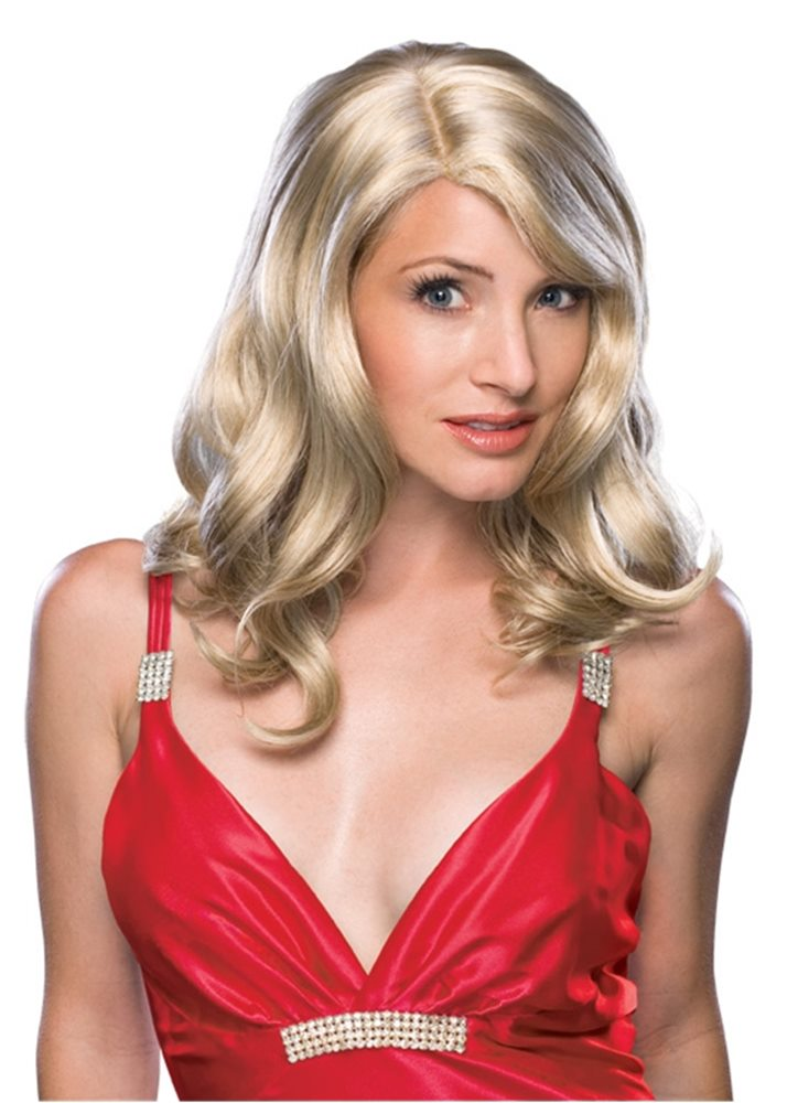 Picture of Blonde Miss Martini Wig