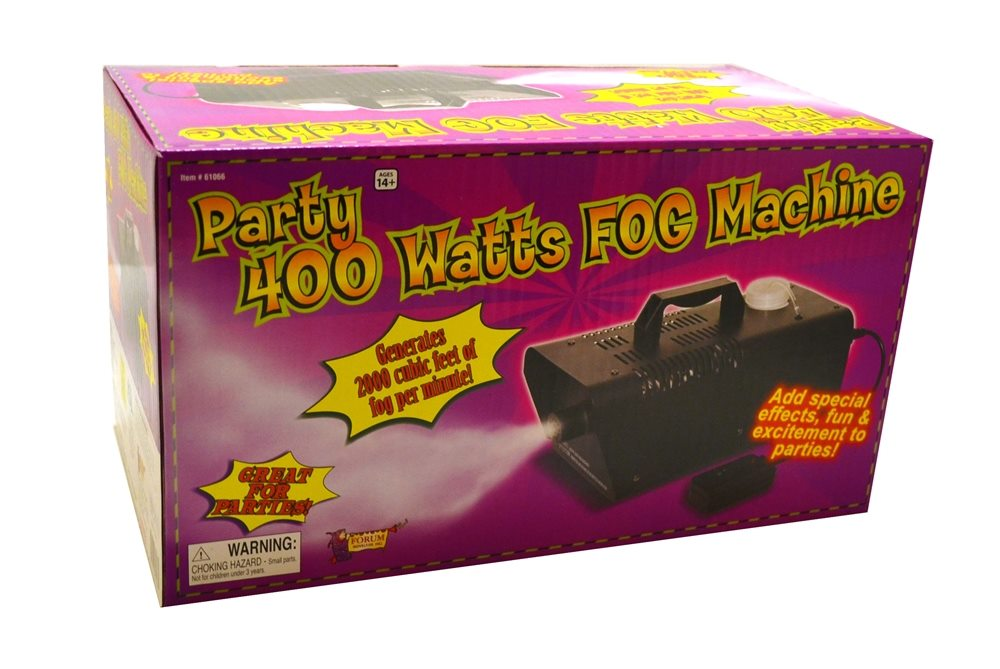 Picture of Party Fog Machine 400W With Remote