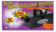 Picture of Party Fog Machine 1000W with Remote