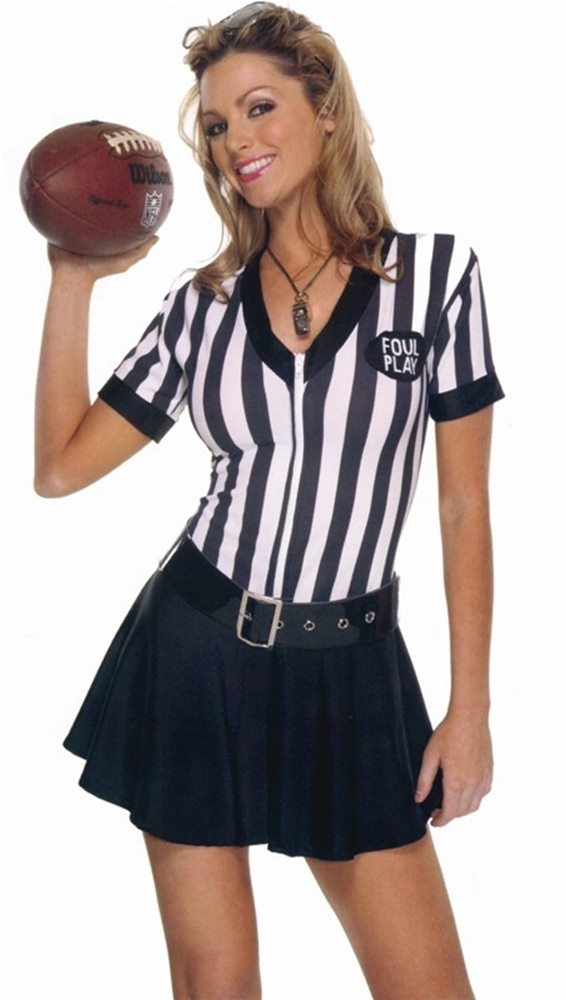 Picture of Racey Referee Adult Costume