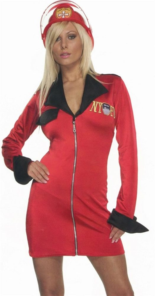 Picture of Sexy Firefighter Costume