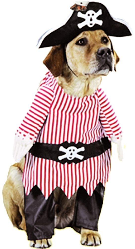Picture of Pirate Dog Pet Costume