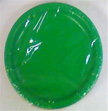 Picture of Green Dessert Plates