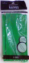 Picture of Green Knives