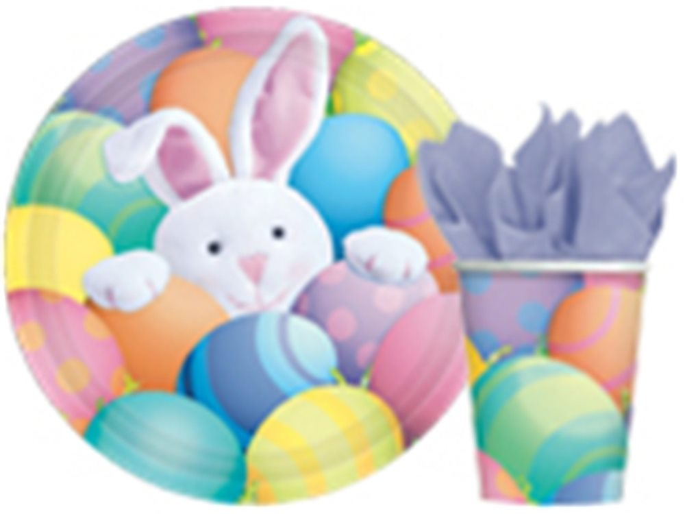 Picture of Peek Aboo Bunny 9in Plts