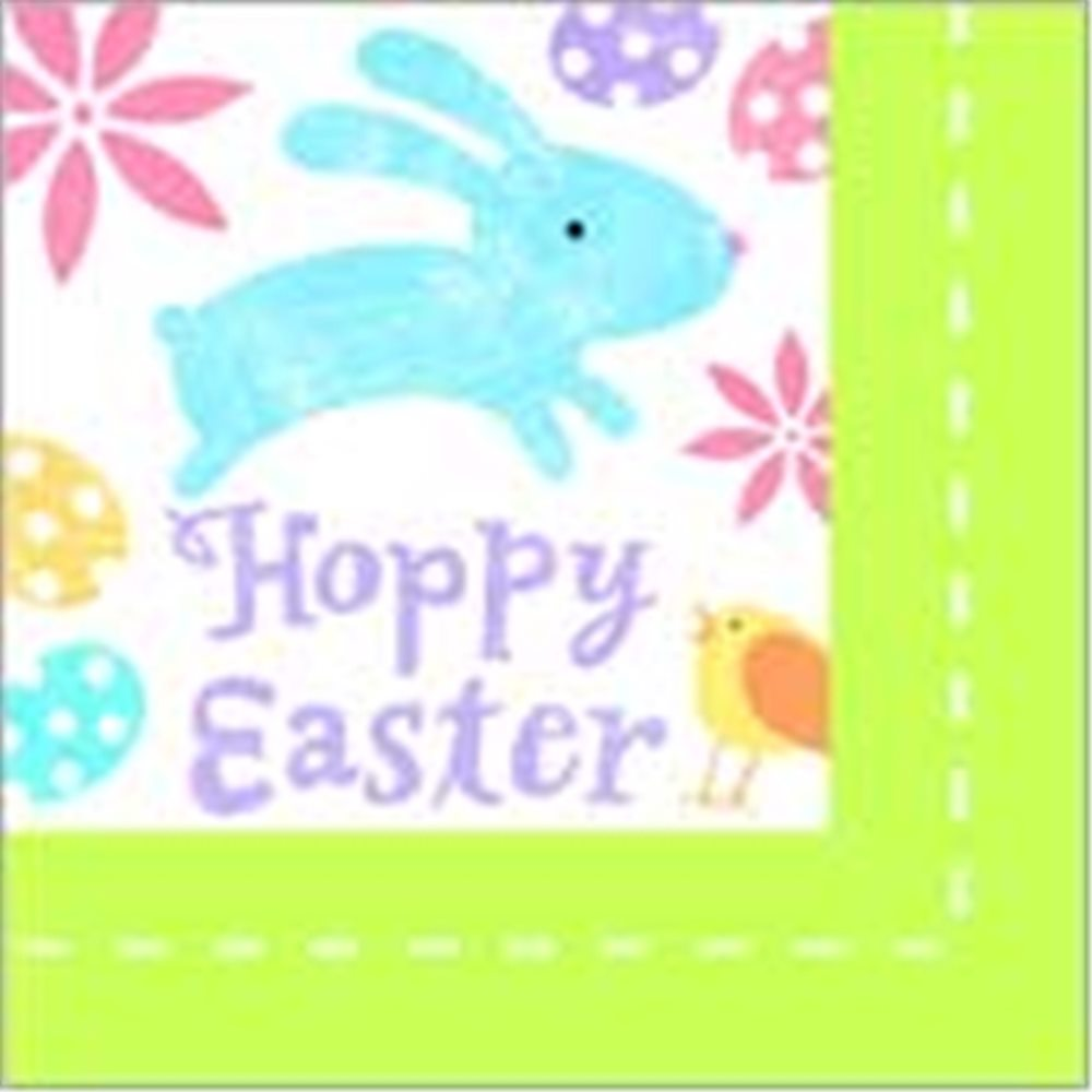Picture of Easter Fun Beverage Napkin