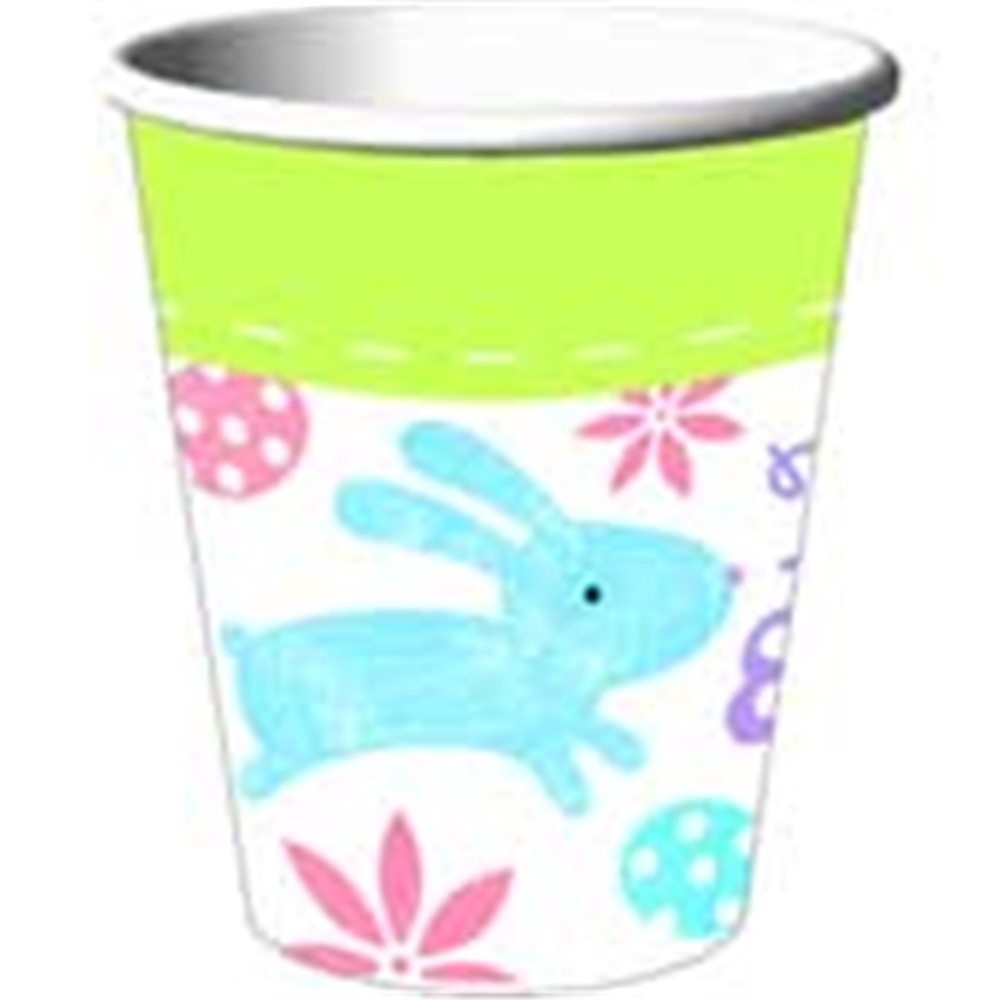 Picture of Easter Fun 9oz Cups