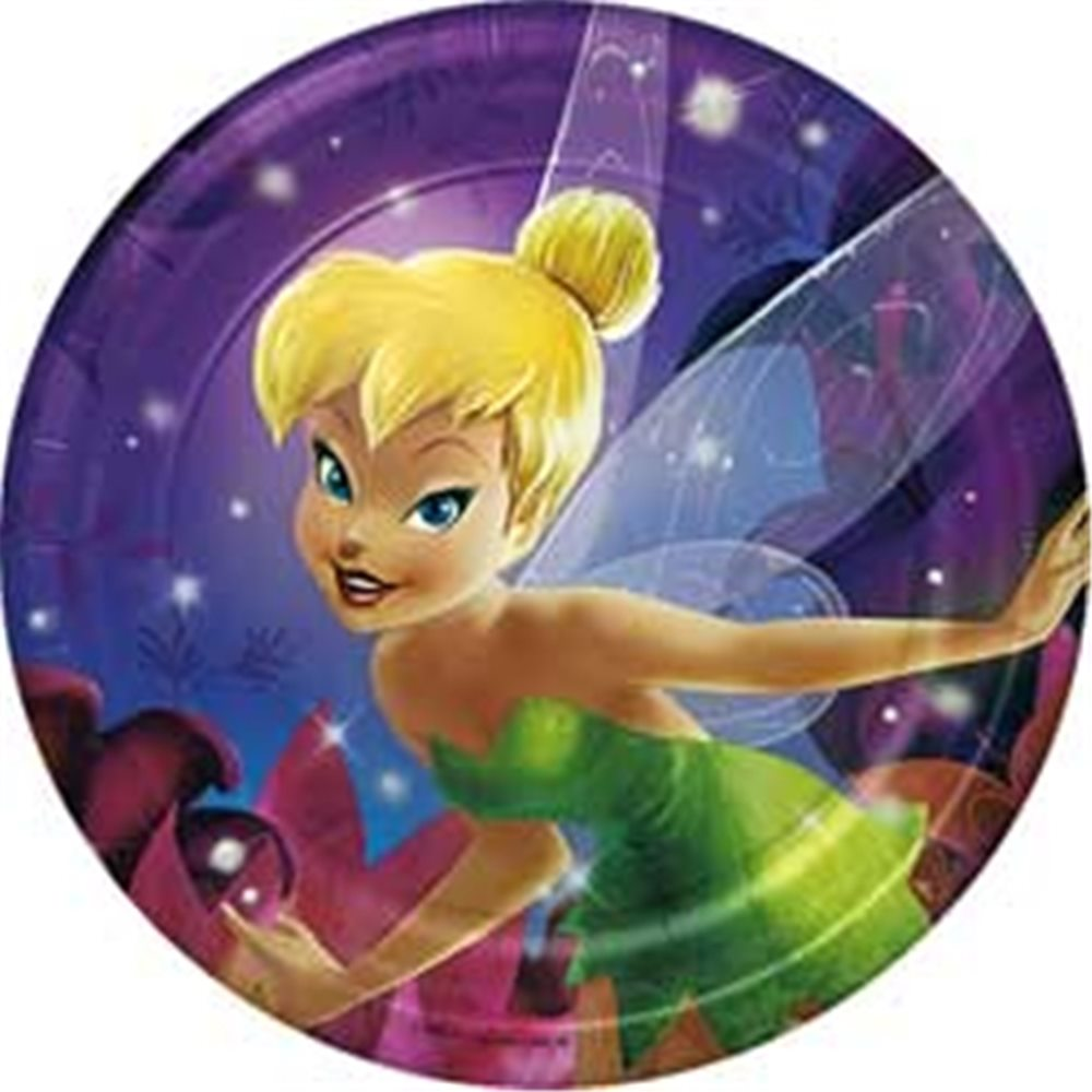 Picture of Tinker Bell Dinner Plate
