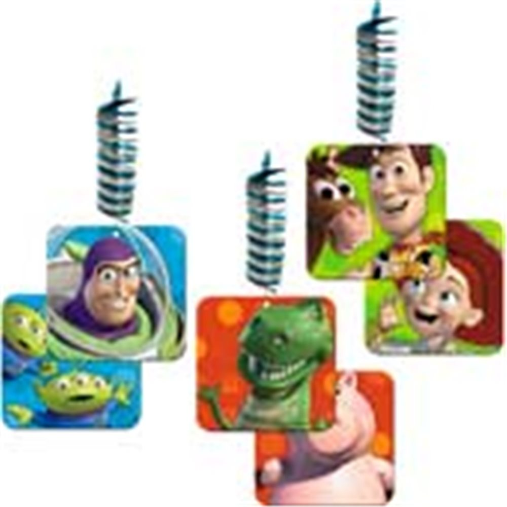 Picture of Toy Story 3 Danglers