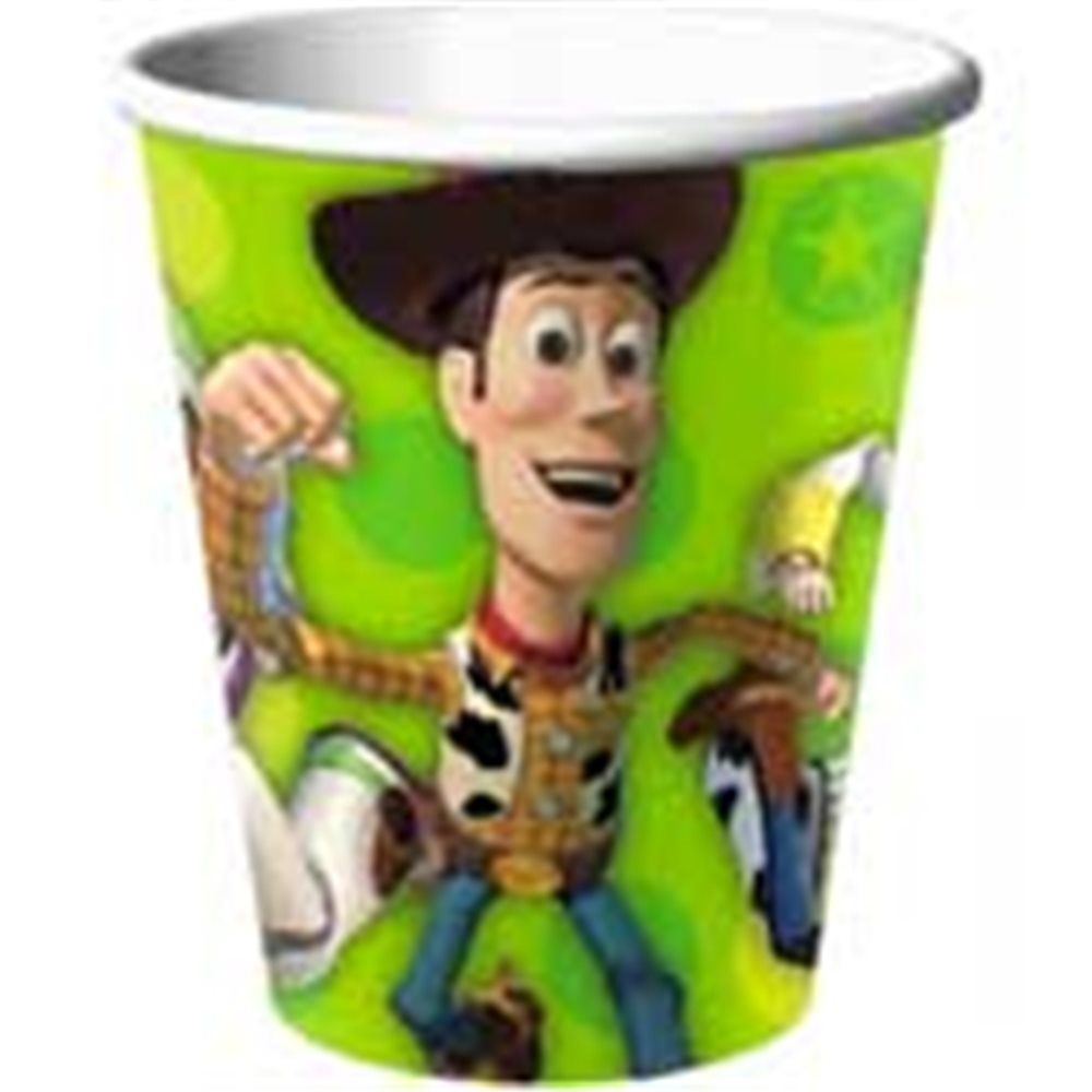 Picture of Toy Story 3-D 9 oz cups
