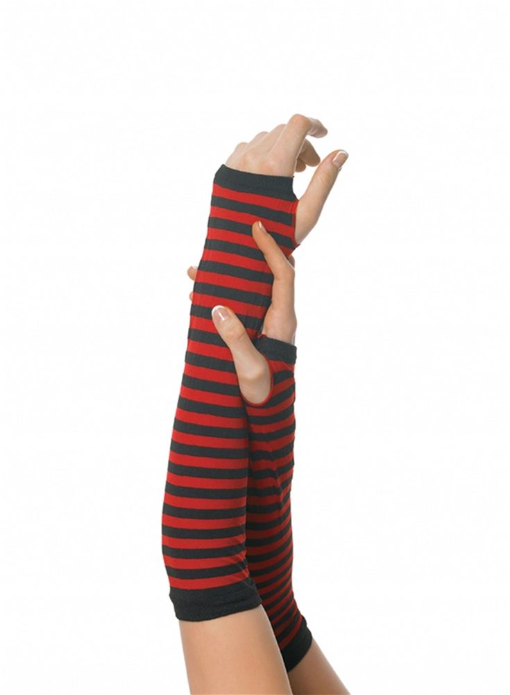 Picture of Striped Arm Warmers