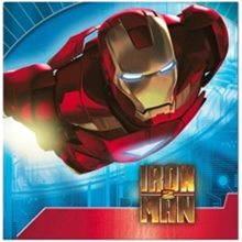 Picture of Marvel Iron Man 2 Lunch Napkin